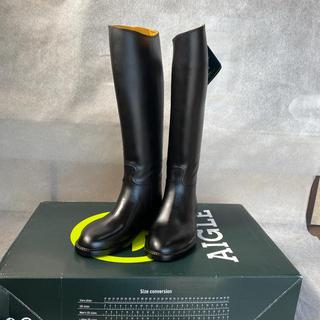AIGLE - AIGLE ECUYER XL 新品 未使用 23.5センチ