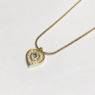 クリスチャンディオール(Christian Dior)のクリスチャンディオール ネックレス美品  -(ネックレス)