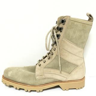 ドルチェアンドガッバーナ(DOLCE&GABBANA)のドルチェアンドガッバーナ ショートブーツ(ブーツ)