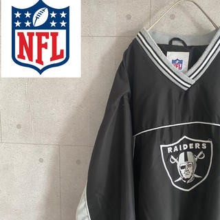 Reebok - NFL RAIDERS ナイロンジャケット