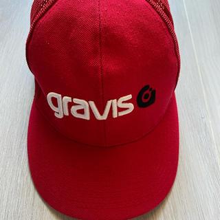 グラビス(gravis)のgravis キャップ(キャップ)