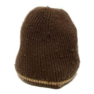 コーチ(COACH)のCOACH(コーチ) ニット帽  ONE SIZE ウール(ニット帽/ビーニー)
