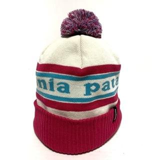 パタゴニア(patagonia)のPatagonia(パタゴニア) ニット帽 ALL -(ニット帽/ビーニー)