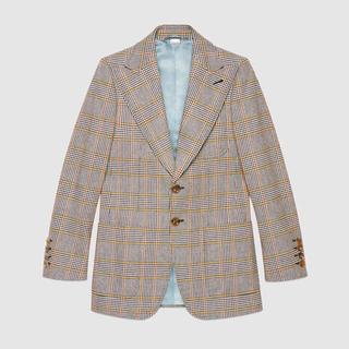 グッチ(Gucci)のGUCCI 19 ジャケットスーツセットアップ(テーラードジャケット)