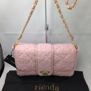 リエンダ(rienda)のrienda/リエンダ ショルダーバッグ斜めがけok 新品未使用(ショルダーバッグ)