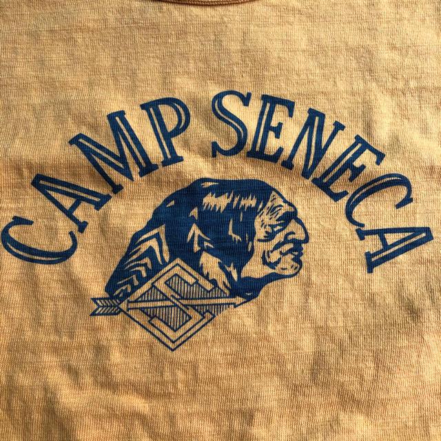 WAREHOUSE(ウエアハウス)のWAREHOUSE インディアン Tシャツ メンズのトップス(Tシャツ/カットソー(半袖/袖なし))の商品写真