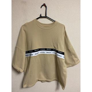 ルーカ(RVCA)のRVCA メンズ   2TONE JQ TAPE RVCA トレーナー 半袖(Tシャツ/カットソー(半袖/袖なし))