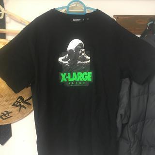 エクストララージ(XLARGE)のxlarge alien og tee エクストララージ エイリアン tシャツ(Tシャツ/カットソー(半袖/袖なし))