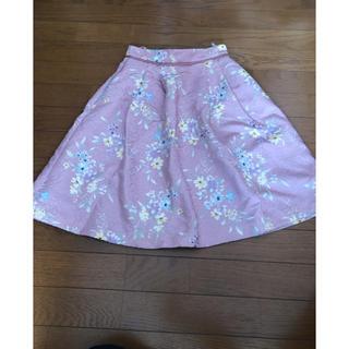 プロポーションボディドレッシング(PROPORTION BODY DRESSING)のproportion body dressing 膝丈スカート(ひざ丈スカート)