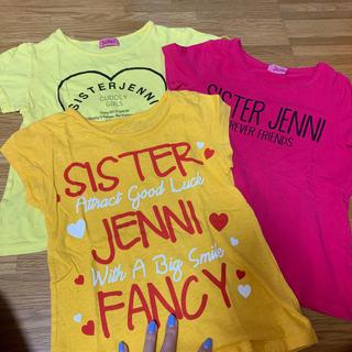 JENNI - ジェニー Tシャツ 130.140