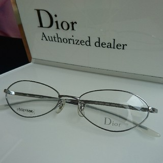 ディオール(Dior)のDior眼鏡7551(サングラス/メガネ)