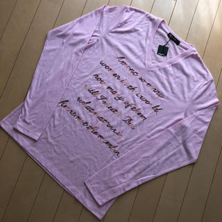 コムサメン(COMME CA MEN)のBG ファイブフォックス トップス ロンT M(Tシャツ/カットソー(七分/長袖))