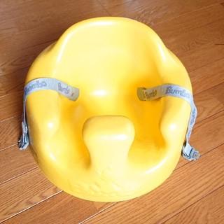 バンボ(Bumbo)のバンボベルト付き 黄色(その他)