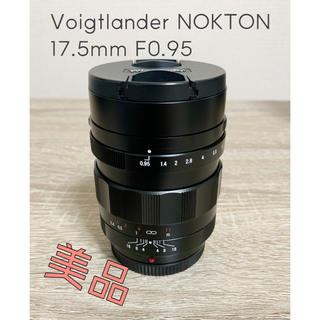 OLYMPUS - ★美品・Voigtlander ・NOKTON・17.5mm F0.95
