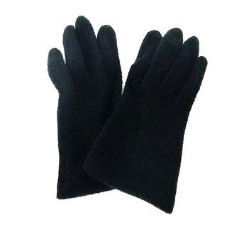 アンタイトル(UNTITLED)のアンタイトル 手袋 レディース 黒(手袋)