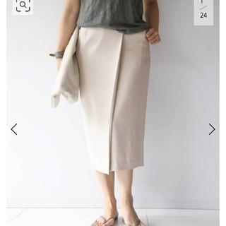 ドゥーズィエムクラス(DEUXIEME CLASSE)のsophisticat スカート(ひざ丈スカート)
