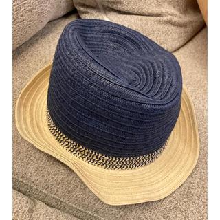 エイチアンドエム(H&M)のキッズ 麦わら帽子 ストローハット(帽子)