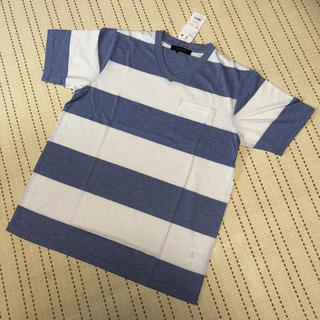 ナノユニバース(nano・universe)のナノユニバース Tシャツ メンズ 新品 未使用(Tシャツ/カットソー(半袖/袖なし))