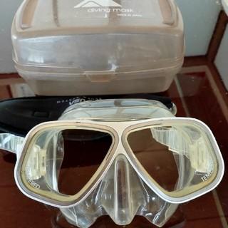 Apollo バイオメタル マスク スキューバダイビング シュノーケリング