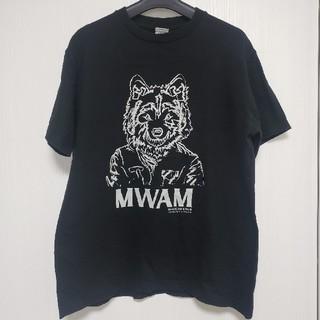 マンウィズアミッション(MAN WITH A MISSION)のMAN WITH A MISSION ツアーtシャツ(Tシャツ/カットソー(半袖/袖なし))