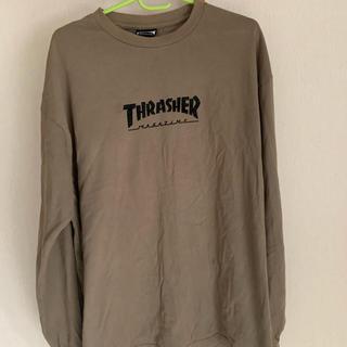 スラッシャー(THRASHER)のTHRASHER 長袖Tシャツ(Tシャツ/カットソー(七分/長袖))
