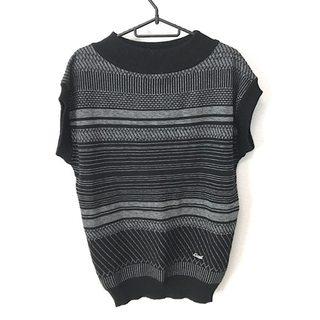 ディーゼル(DIESEL)のDIESEL(ディーゼル) 半袖セーター サイズXS(ニット/セーター)