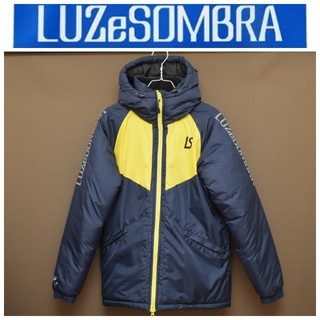 LUZ - ルースイソンブラ フットサル ダウンコート ベンチコート M ダウンジャケット