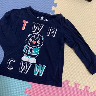 ロデオクラウンズワイドボウル(RODEO CROWNS WIDE BOWL)のロデオクラウンズ⭐︎キッズ⭐︎ロンT (Tシャツ/カットソー)