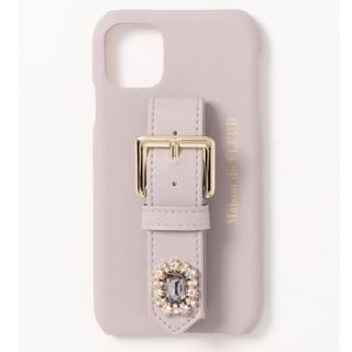 メゾンドフルール(Maison de FLEUR)のメゾンドフルール 新品 iPhone11ケース(iPhoneケース)