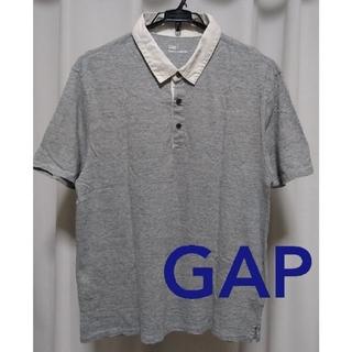 ギャップ(GAP)のGAP/メンズ ポロシャツ Lサイズ(ポロシャツ)