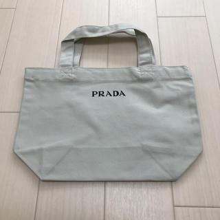 PRADA - ♡プラダ/トートバッグ ミニエコバッグ ノベルティ♡
