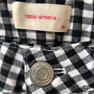 レピピアルマリオ(repipi armario)のrepipi チェックパンツ(パンツ/スパッツ)