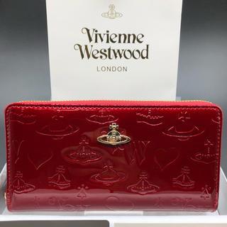 Vivienne Westwood - 【新品・正規品】ヴィヴィアン ウエストウッド 長財布 310 赤 プレゼント