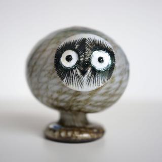 イッタラ(iittala)のお客様のお取り置き中 Pearl Owl オイバトイッカ Oiva Toikka(置物)