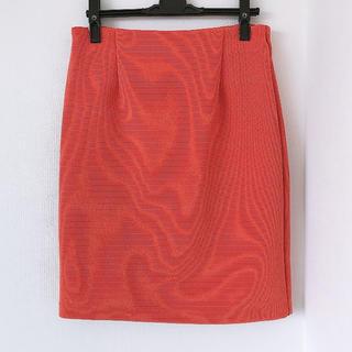 プロポーションボディドレッシング(PROPORTION BODY DRESSING)のオレンジ♡タイトスカート(ひざ丈スカート)