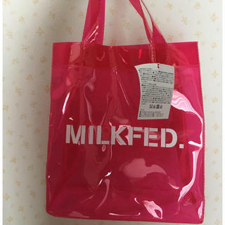ミルクフェド(MILKFED.)のミルクフェド ノベルティ トートバッグ(トートバッグ)