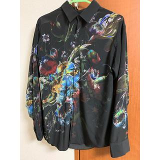 ラッドミュージシャン(LAD MUSICIAN)のLAD MUSICIAN 19aw standard shirt 44(シャツ)