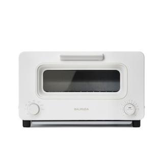 新品未開封 バルミューダ ザ・ トースター K01E ホワイト
