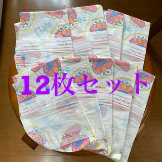 コストコ(コストコ)のコストコ ビブスター エルモ 10枚(お食事エプロン)