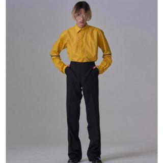 ジョンローレンスサリバン(JOHN LAWRENCE SULLIVAN)のlittlebig シャツ 2 ブラック(Tシャツ/カットソー(半袖/袖なし))