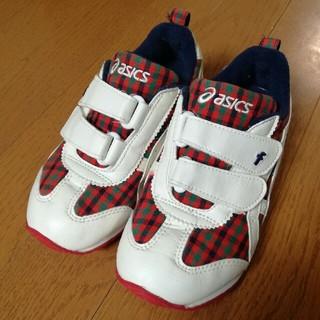 ファミリア(familiar)の《美品》18cm ファミリア familiar スニーカー 靴 シューズ(スニーカー)