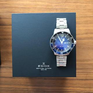 エドックス(EDOX)のEDOX腕時計(腕時計(アナログ))