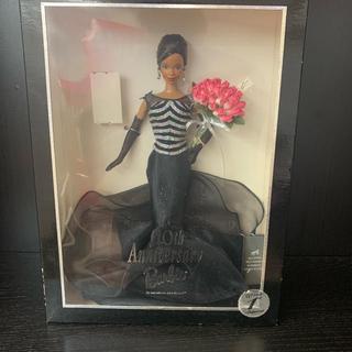 バービー(Barbie)のバービー 40周年記念モデル 黒(ぬいぐるみ/人形)