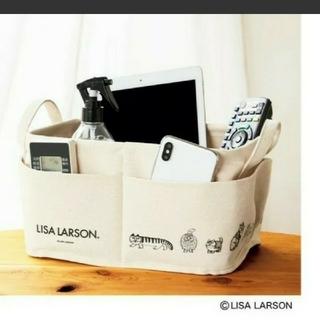 リサラーソン(Lisa Larson)のインレッド付録リサラーソン収納ケース(小物入れ)