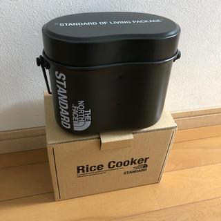 ザノースフェイス(THE NORTH FACE)のthenorthface standard rice cooker はんごう(調理器具)