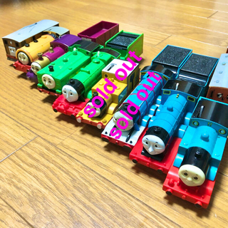 トミー(TOMMY)のトーマス プラレール(電車のおもちゃ/車)