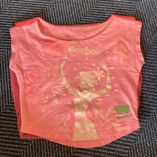 リーボック(Reebok)のリーボック、アナと雪の女王コラボ Tシャツ サイズ100(Tシャツ/カットソー)