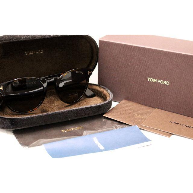 TOM FORD(トムフォード)のTOM FORD Palmer トムフォード サングラス TF522 未使用品 レディースのファッション小物(サングラス/メガネ)の商品写真