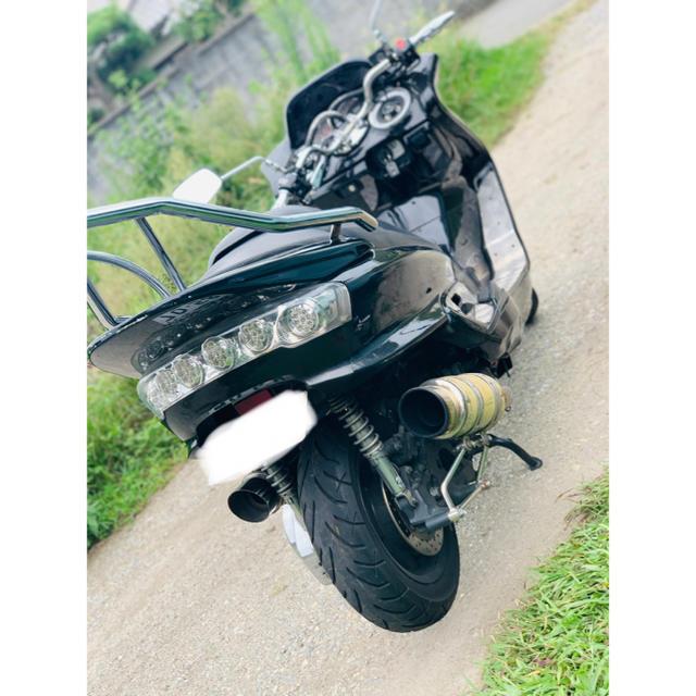 ヤマハ(ヤマハ)の⭐マジェスティ250cc⭐ 早い者勝ち❗フルカスタム 連休セール❗️ 自動車/バイクのバイク(車体)の商品写真