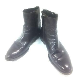 セルジオロッシ(Sergio Rossi)のセルジオロッシ ショートブーツ 6 メンズ(ブーツ)